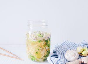 Noodles Jar by Marie Gourmandise